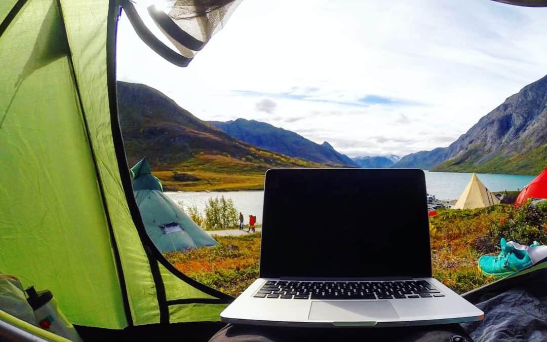 O que é ser um nômade digital e os benefícios desse estilo de vida