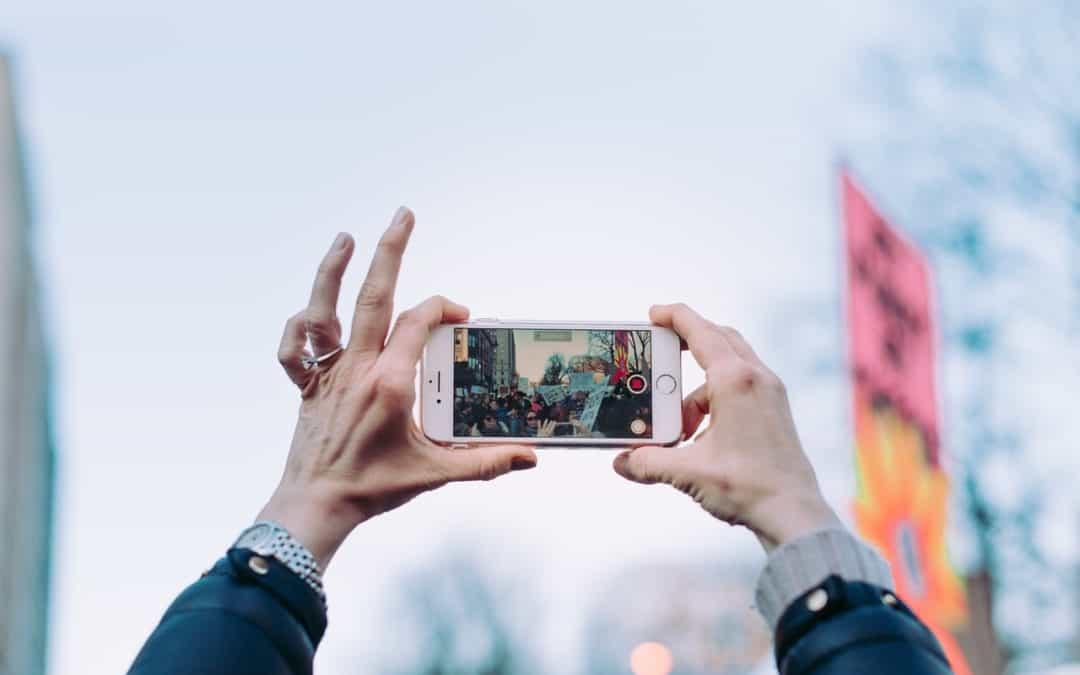 5 dicas indispensáveis na hora de filmar com o celular