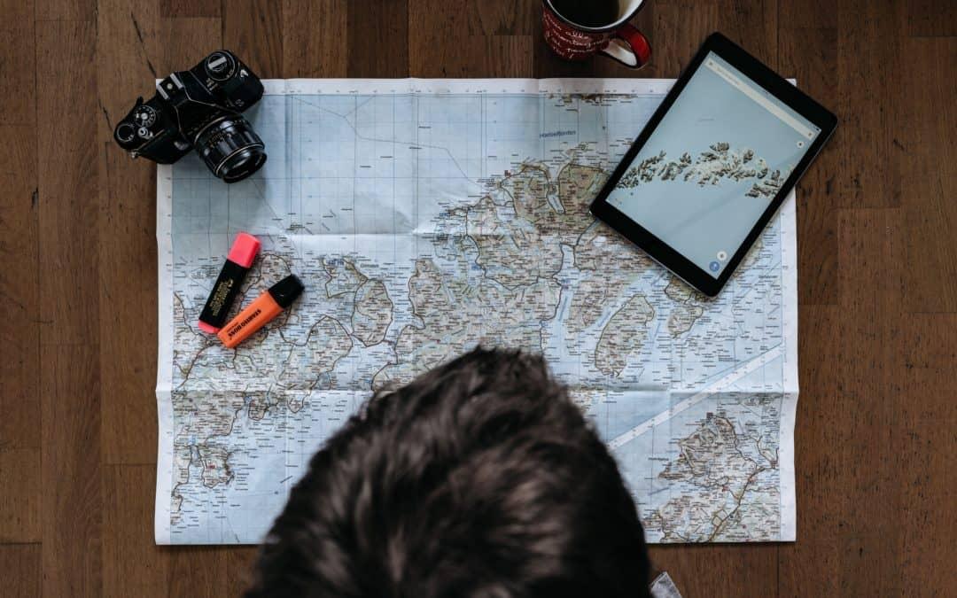 Torne a sua viagem uma aventura 🚘